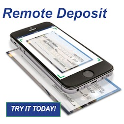 Remote Deposit Services from MCCU